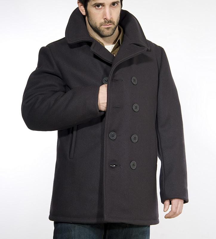 Pea Coat History | 7foldstyle